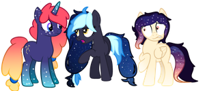 : Base Edit : MLP : 7.8/10 Too Much Gradient : by SoundsofStreams