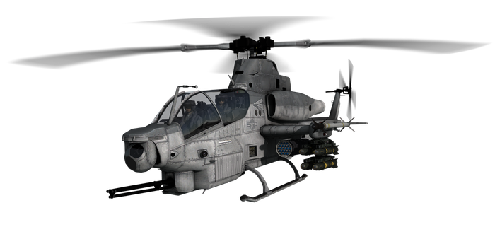 Ah-1z Viper png - Helicopter Resources by rOEN911