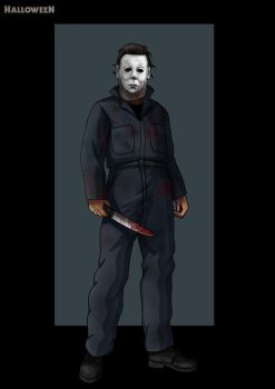 h1 michael myers  - commission by nightwing1975