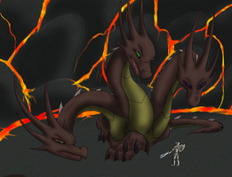 Contest Entry - Hydra by Spyro-fan-25