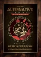 Alternative Poster Template Vol. 8 by IndieGround