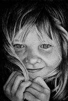 A Child's Smile by ronmonroe