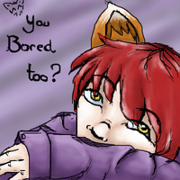 We Be Bored. by phoenixtears