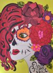 Create Sugar Skull Girl by ToniTiger415