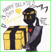 Belated Bday Gift Kiananuva12 by Autogirl