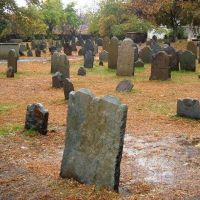 Salem's Graves by MuseofMemory