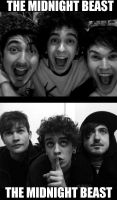 .- The Midnight Beast -. by ChumCati