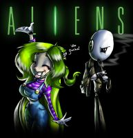Aliens by Marauder6272
