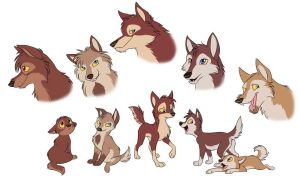 Balto next gen by Aaronmcloud