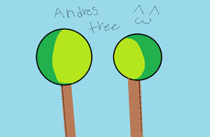 andres TREEEEE by Chew-Chan