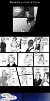 LoT: Ars Militaria, page I by terriblenerd