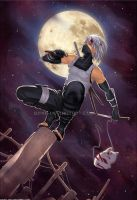 Kakashi Tribute+final version+ by Qinni