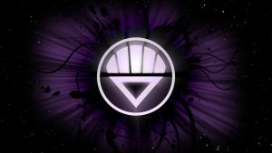 Black Lantern Wallpaper by Asabru88