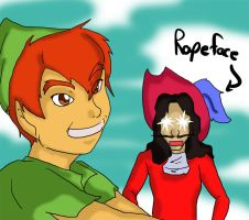 PeterPan: He stays by Shigerugal