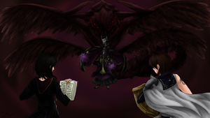 Dragons and Emblems and all that stuff by Saoto