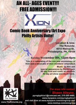 Xion Flyer by StratusX