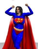 Superwoman by TrekkieGal