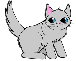 Fluffy Kitty by Victoria-Sterling