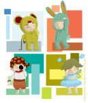 .: Little Costumes :. 1 by Pocket-Zoo