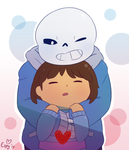 Undertale: Brother Figure by Espyfluff