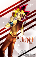 Yugioh @ Jun4th by ElfBean