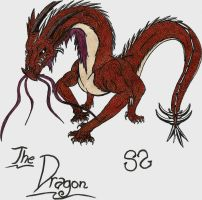 The Dragon by Zs99