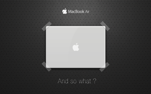 MacBook Air 1440x900 - V3 by Youness-toulouse