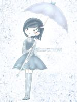 Rainy Girl X'D by NakaAmi8393