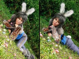 Rise of the Guardians: E. Aster Bunnymund by Cosmic-Decadence
