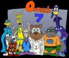 Outback 7 by Lordwormm