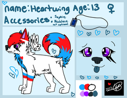 Heartwing 2013 Ref by turtumy