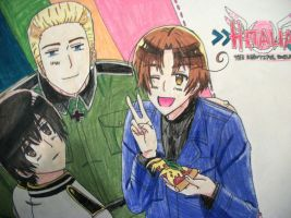 Hetalia The Beautiful World Poster by HetaliaAmore