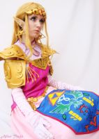 Zelda's Lullaby by AliciaMigueles