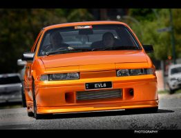EVL6 Holden VL Turbo by RaynePhotography