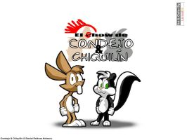 Condejo Y Chiquilin 1th Draw by leinad56