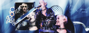 Miley Cyrus by B-WindSpace