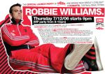 Robbie WIlliams Launch - Beat by untitledSG