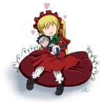 Rozen Maiden AR by The-Padded-Room