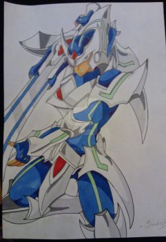 Blaster Blade ! by LeeBurrows