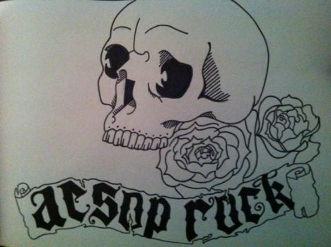 AESOP ROCK by Rise-GTR