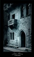 Juliet's balcony by Chatterly