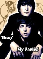 Paul is John's by Queen-obsession