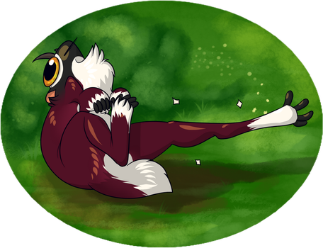Leg by BirdFeets