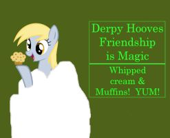 Whipped Cream and Muffins! by HarveyHarpy