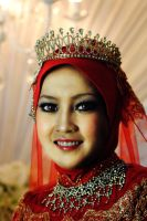 potrait bridal by photoview91