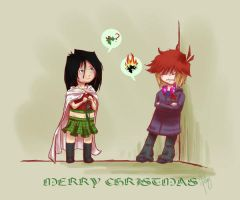MERRY CHRISTMAS UH by Underground-Heroes