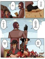 TF2: Be Efficient Be Polite 40 by spacerocketbunny