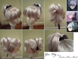 Yin Wig from Darker Than Black by taiyowigs