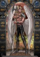 Archangel by Irulana