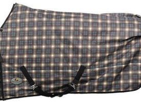 Goliath Plaid Turn-Out Blanket by theequineemporium